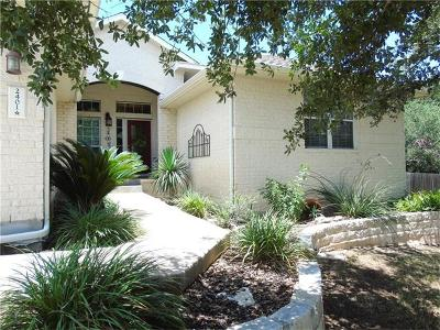 Leander Single Family Home Pending - Taking Backups: 2401 Stagecoach Bnd
