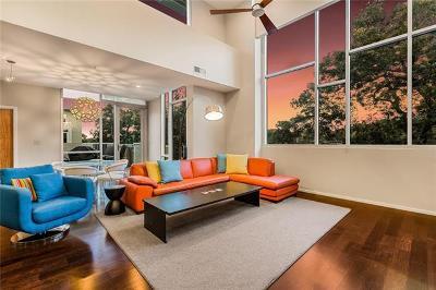 Condo/Townhouse For Sale: 1600 Barton Springs Rd #5406
