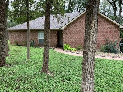 Bastrop Single Family Home For Sale: 398 Mauna Loa Ln