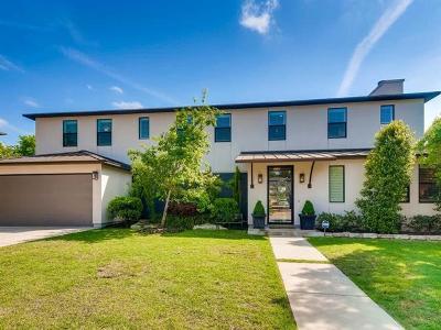 Single Family Home For Sale: 6666 Whitemarsh Valley Walk