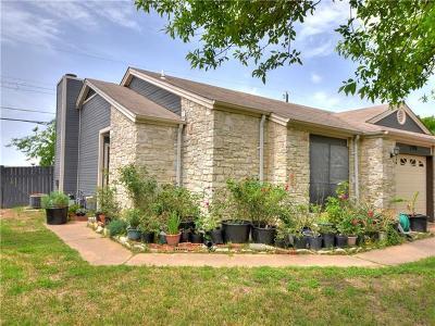 Round Rock Multi Family Home For Sale: 1404 Hyridge Cir