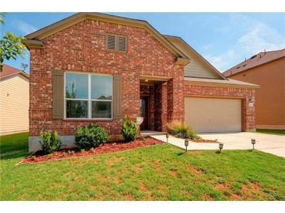 Hays County, Travis County, Williamson County Single Family Home For Sale: 6412 Panadero Cv