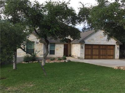 Wimberley Single Family Home For Sale: 10 Birchwood Cir