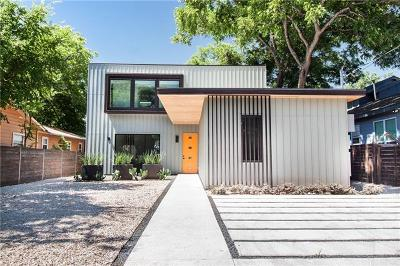 Single Family Home For Sale: 2509 Hidalgo St #A