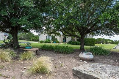 Leander Single Family Home Pending - Taking Backups: 1705 Mira Vis