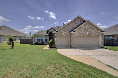 Pflugerville Single Family Home For Sale: 19809 Ocotillo Dr