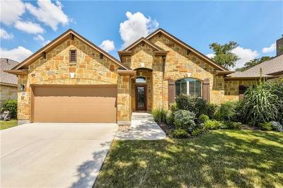 Cedar Park Single Family Home For Sale: 3105 Herradura Dr