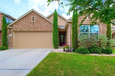 Austin Single Family Home For Sale: 6308 Garden Rose Path