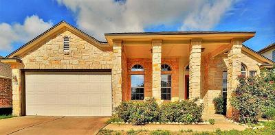 Austin Single Family Home For Sale: 15509 Staked Plains Loop