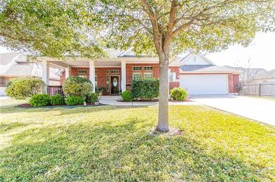 Round Rock Single Family Home Pending - Taking Backups: 2240 Aaron Ross Way