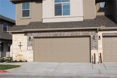 Round Rock Rental For Rent: 2880 Donnelle Dr #3201
