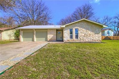 Single Family Home Pending - Taking Backups: 5804 Brook Valley Dr