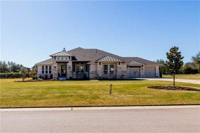 Leander Single Family Home For Sale: 413 Unity Dr