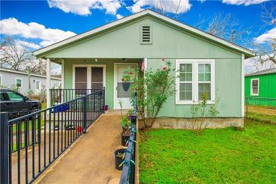 Austin Single Family Home Pending - Taking Backups: 2905 Lyons Rd