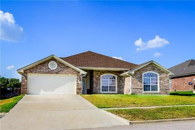 Killeen Single Family Home For Sale: 5701 Graphite Dr