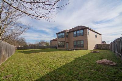 Austin Single Family Home For Sale: 8401 Leeds Mountain Cv SW