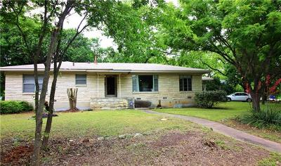 Single Family Home For Sale: 3808 Sycamore Dr