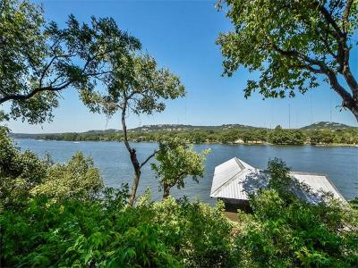 Austin Single Family Home For Sale: 3336 Mount Bonnell Rd