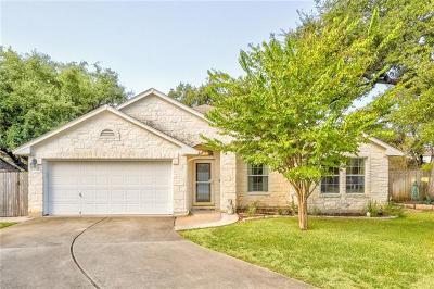 Austin Single Family Home For Sale: 4213 Ovalla Cv