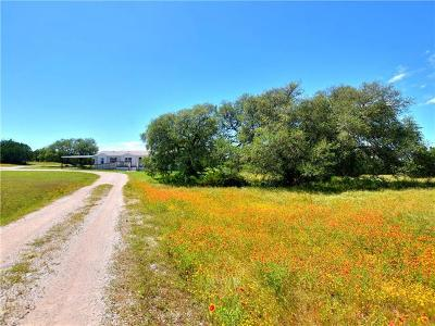 Burnet County Single Family Home For Sale: 531 County Road 112