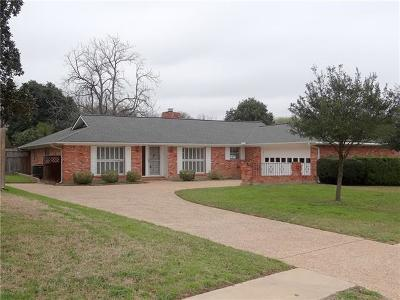 Single Family Home For Sale: 3625 Quiette Dr