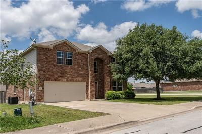 Hutto Single Family Home Pending - Taking Backups: 121 Kerley Dr