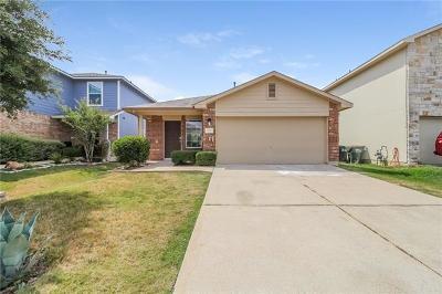 Buda Single Family Home For Sale: 228 Quarter Ave