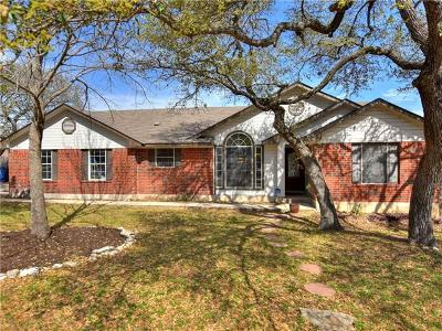 Leander Single Family Home For Sale: 1700 Ireland Dr