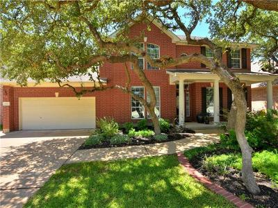 Cedar Park Single Family Home For Sale: 1711 Nelson Ranch Loop