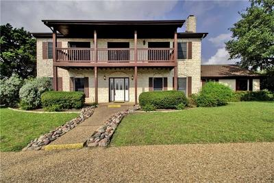 Austin Single Family Home Pending - Taking Backups: 8704 Bluegrass Dr