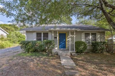 Single Family Home For Sale: 3305 Helms St