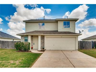 Hutto Single Family Home For Sale: 102 Lightfoot Ct