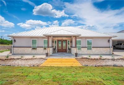 Burnet County Single Family Home For Sale: 277 Lawman Trl