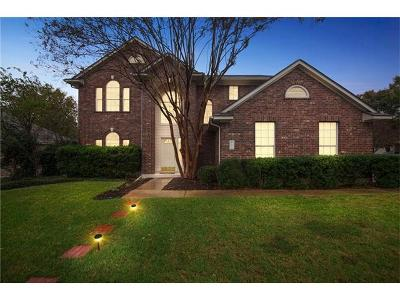 Hays County, Travis County, Williamson County Single Family Home For Sale: 2912 Warwick Way
