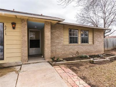 Hays County, Travis County, Williamson County Single Family Home Pending - Taking Backups: 6213 Harwin Ln