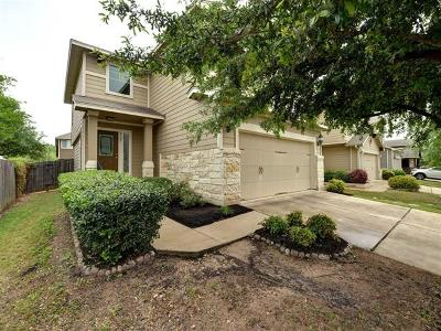 Austin Single Family Home For Sale: 8725 White Ibis Dr