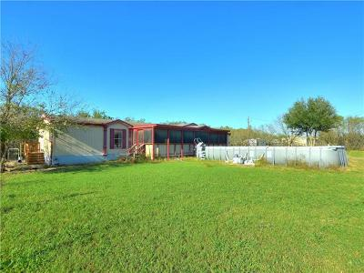 Cedar Creek Mobile/Manufactured For Sale: 491 Texas Oak Dr