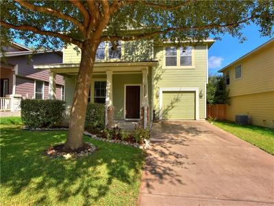 Austin Single Family Home For Sale: 8308 Winterstein Dr