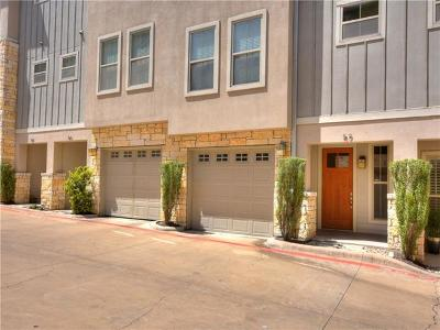 Austin TX Condo/Townhouse Pending - Taking Backups: $450,000