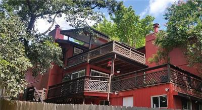 Austin Condo/Townhouse For Sale: 6923 Ten Oaks Cir