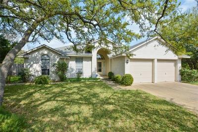 Cedar Park Single Family Home Pending - Taking Backups: 1400 Chalk Ln