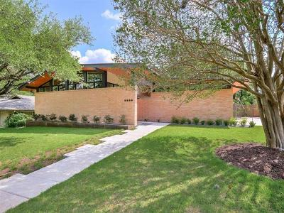 Austin Single Family Home For Sale: 4005 Knollwood Dr