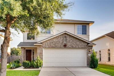 Round Rock Single Family Home Pending - Taking Backups: 568 Woodsorrel Way