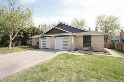 Round Rock Multi Family Home For Sale: 2001 Willowbend Dr