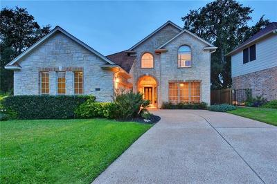 Austin Single Family Home Pending - Taking Backups: 9801 Drip Rock Ln