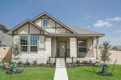 San Marcos Single Family Home For Sale: 702 Stampede