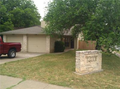 Austin Multi Family Home For Sale: 12809 Hymeadow Dr