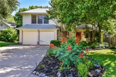 Pflugerville Single Family Home Pending - Taking Backups: 1212 Noton Ct