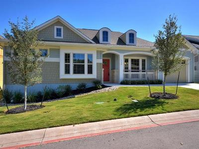 Leander Single Family Home For Sale: 1753 Rowdy Loop