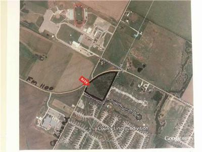 Elgin Residential Lots & Land For Sale: County Line Rd